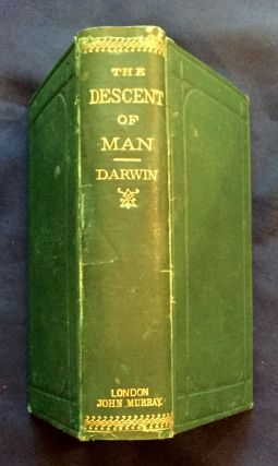 THE DESCENT OF MAN; and Selection in relation to Sex / by Charles Darwin, M.A., F.R.S., &c. / Second Edition (Fourteenth Thousand, Revised and Augmented. / With illustrations