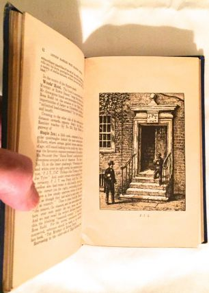 LONDON AND COUNTRY RAMBLES WITH CHARLES DICKENS; Revised Edition, Wth Illustrations