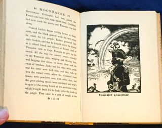 MOONRAKER; or, The Female Pirate and Her Friends / By F. Tennyson Jesse