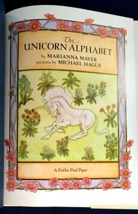 THE UNICORN ALPHABET; by Marianna Mayer / pictures by Michael Hague