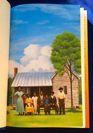 ROLL THUNDER HEAR MY CRY; Introduction by Jacqueline Woodson / Illustration by Kadir Nelson