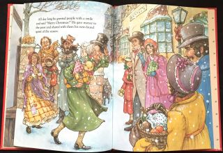 A CHRISTMAS CAROL; Illustrated by Marie Dejohn