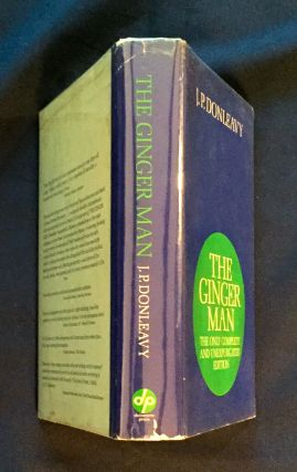 THE GINGER MAN; the complete and unexpurgated edition