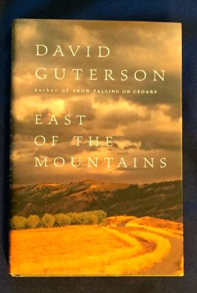EAST OF THE MOUNTAINS. David Guterson