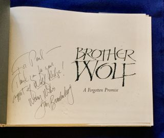 BROTHER WOLF; A Forgotten Promise