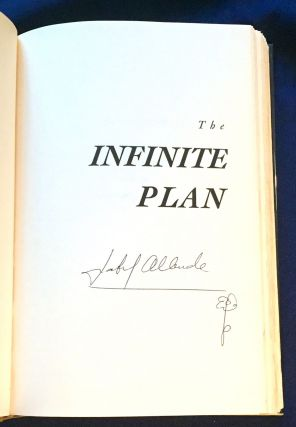 THE INFINITE PLAN; A Novel / Translated from the Spanish by Margaret Sayers Peden
