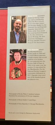 THE BREAK AWAY; Bryan Smith / The Inside Story of the Wirtz Family Business and the Chicago Blackhawks / Foreword by Tony Esposito