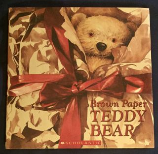 BROWN PAPER TEDDY BEAR; By Catherine Allison / Illustrated by Neil Reed. Catherine Allison