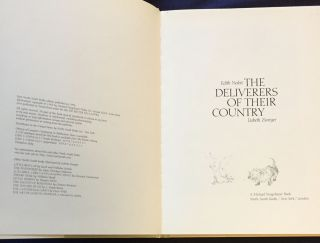 THE DELIVERERS OF THEIR COUNTRY; Edith Nesbit / Lisbeth Zwerger