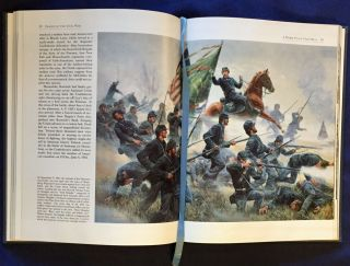 IMAGES OF THE CIVIL WAR; The Paintings of Mort Künstler / The Text of James M. McPherson / Signed Limited Edition