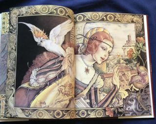 IRON HANS; By the Brothers Grimm / Illustrated by Marilee Heyer