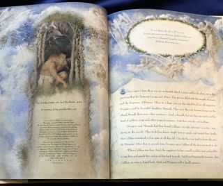 THE TEMPEST; Retold by Ann Keay Beneduce / Illustrated by Gennady Spirin