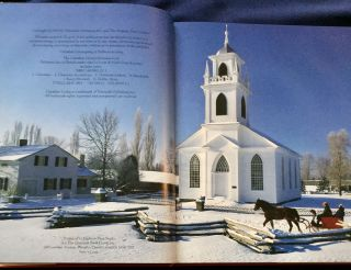 THE CANADIAN LIVING CHRISTMAS BOOK; By Elizabeth Baird and Anna Hobbs / and the Editors of Canadian Living Magazine
