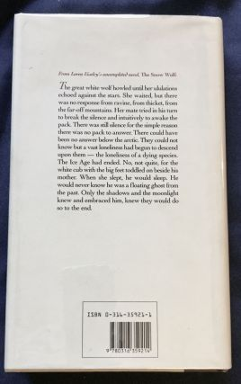THE LOST NOTEBOOKS OF LOREN EISELEY; Edited and with a Reminiscence by Kenneth Heuer / Sketches by Leslie Morrill