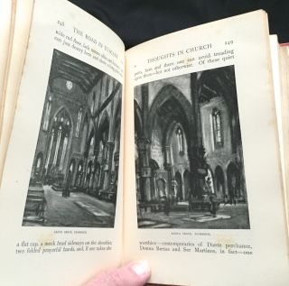 THE ROAD IN TUSCANY; A Commentary / With Illustrations by Joseph Pennell
