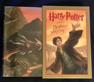 HARRY POTTER; and The Deathly Hallows / By J.K. Rowling / Illustrations by Mary GrandPré. J. K....