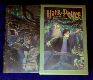 HARRY POTTER; and The Half-Blood Prince / By J.K. Rowling / Illustrations by Mary Grandpré. J....