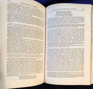 CURIOSITIES OF LONDON; Exhibiting the most Rare and Remarkable Objects of Interest in the Metropolis with nearly Sixty Years' Personal Recollections. / By John Timbs, F.S.A. / A New Edition, Corrected and Enlarged