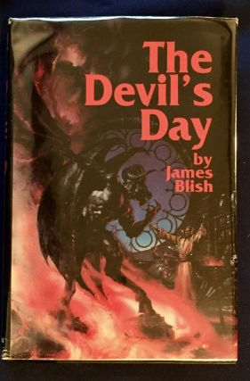 THE DEVIL'S DAY; By James Blish. James Blish