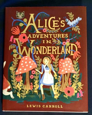 ALICE'S ADVENTURES IN WONDERLAND; By Lewis Carroll / Illustrated by Anna Bond. Lewis Carroll
