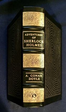 ADVENTURES OF SHERLOCK HOLMES; A Definitive Text, Corrected and Edited by Edgar W. Smith, with an Introduction by Vincent Starrett, and Illustrated with a Selective Collation of the Original Illustrations by Frederic Dorr Steele, Sidney Paget and Others. / Sir Arthur Conan Doyle