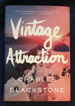 VINTAGE ATTRACTION; Charles Blackstone. Charles Blackstone