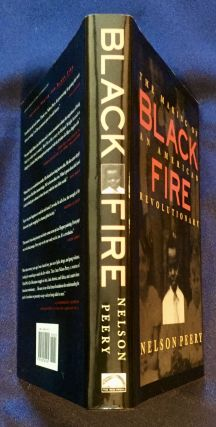 BLACK FIRE; The Making of an American Revolutionary