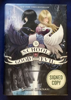 THE SCHOOL FOR GOOD AND EVIL; Illustrations by Lacopo Bruno / Soman Chainani