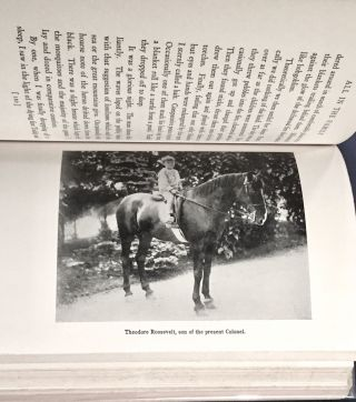 ALL IN THE FAMILY; By Theodore Roosevelt / With 16 Illustrations