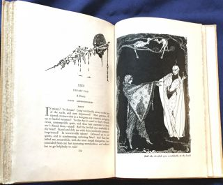 FAUST; With Illustrations by Harry Clarke / Translated into English, in the original meters, by Bayard Taylor