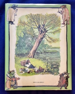 THE WIND IN THE WILLOWS; Country Cookbook / Inspired by The Wind in the Willows by Kenneth Graham / Recipes by Arabella Boxer / Illustrated by Ernest H. Shepard