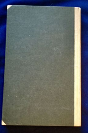WALT WHITMAN'S DIARY IN CANADA; With Extracts from Other of his Diaries and Literary Note-books / Edited by William Sloane Kennedy