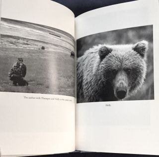 AMONG GRIZZLIES; Living with Wild Bears in Alaska