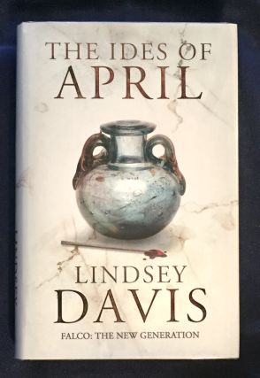 THE IDES OF APRIL; Lindsey Davis. Lindsey Davis