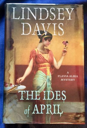 THE IDES OF APRIL. Lindsey Davis