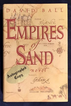 EMPIRES OF SAND; David Ball /. David Ball