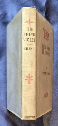 THE THIRD VIOLET; By Stephen Crane