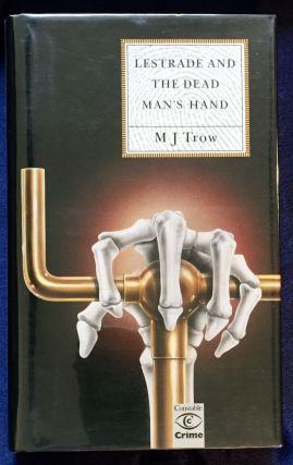 LESTRADE AND THE DEAD MAN'S HAND. M. J. Trow