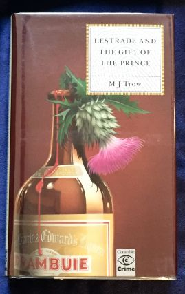 LESTRADE AND THE GIFT OF THE PRINCE. M. J. Trow