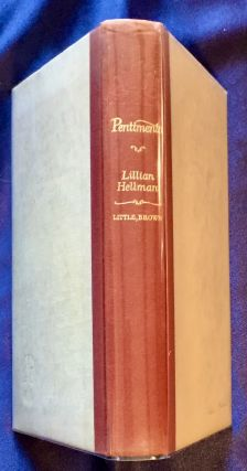 PENTIMENTO; A Book of Portraits / by Lillian Hellman. Lillian Hellman