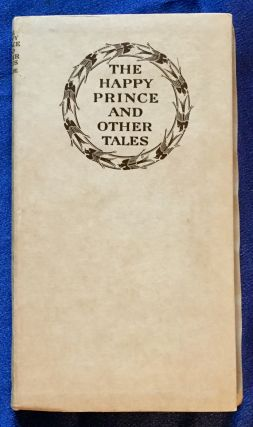 THE HAPPY PRINCE AND OTHER TALES; By Oscar Wilde. Oscar Wilde