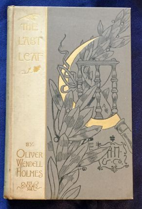THE LAST LEAF; Poem by Oliver Wendell Holmes / Illustrated by George Wharton Edwards & F....