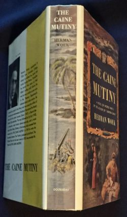 THE CAINE MUTINY; A Novel of World War II / By Herman Wouk