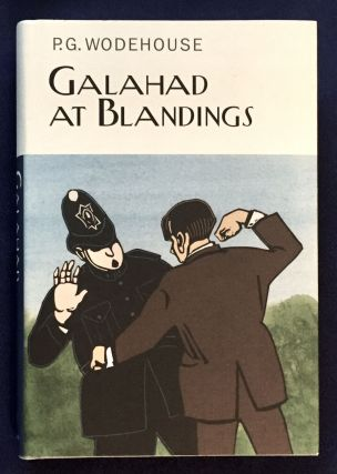 GALAHAD AT BLANDINGS. P. G. Wodehouse