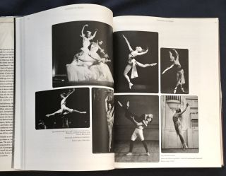 A DANCE AUTOBIOGRAPHY; By Natalia Makarova / Introduced and edited by Gennady Smakov / Photographs by Dina Makarova and Others