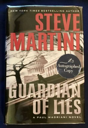 GUARDIAN OF LIES. Steve Martini