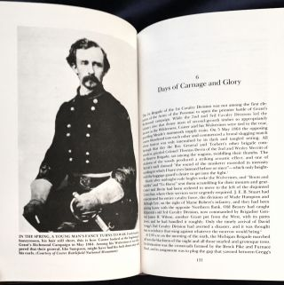 CUSTER VICTORIOUS; The Civil War Battles of General George Armstrong Custer