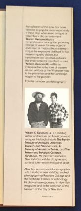 WESTERN MEMORABILIA; Collectibles of the Old West / by William C. Ketchum, Jr. / Photography by Alan Joy