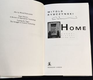 HOME; A Short History of an Idea