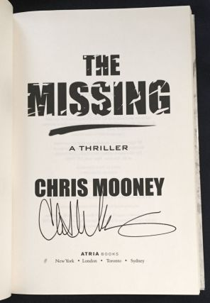 THE MISSING; A Thriller